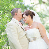 Ellis Ranch wedding photographers Lowercase Imaging. Bride and groom portrait.